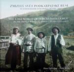 Zmizelý svět Podkarpatské Rusi ve fotografiích Rudolfa Hůlky